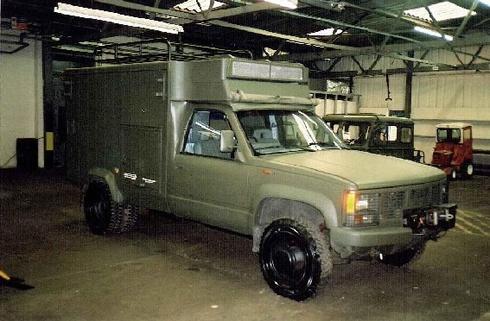 Select Military Vehicles - B and E Boys: GMC Air control ...